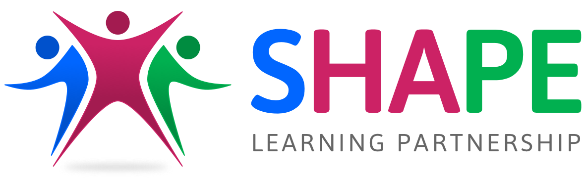 Shape Learning Partnership logo
